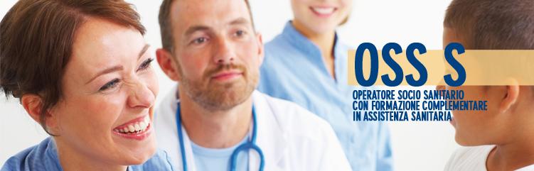 Operatore Socio Sanitario con Formazione Complementare i Assistenza Sanitaria
